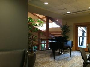 Cedarbrook piano