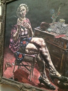 Ivan Albright, Into the World There Came a Soul Called Ida, 1929-1930