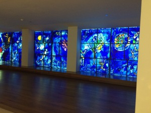 The American Windows, Marc Chagall, dedicated 1977