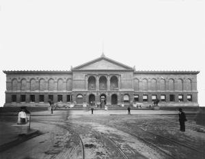 The AIC in 1893.