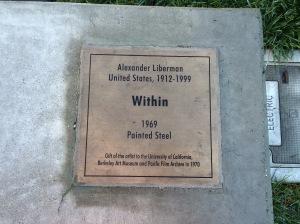 Liberman plaque