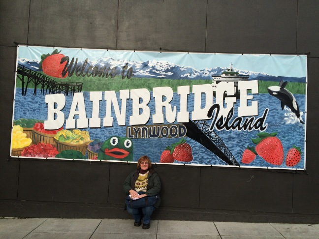 Bainbridge sign