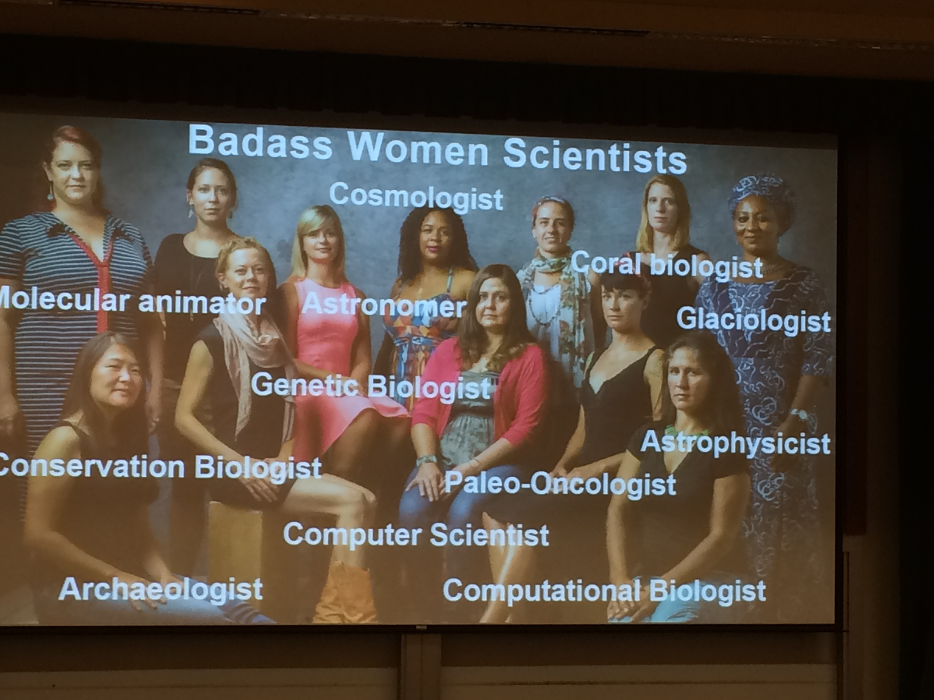 badass women scientists