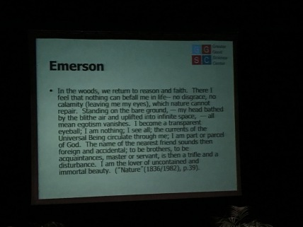 7. Emerson quote