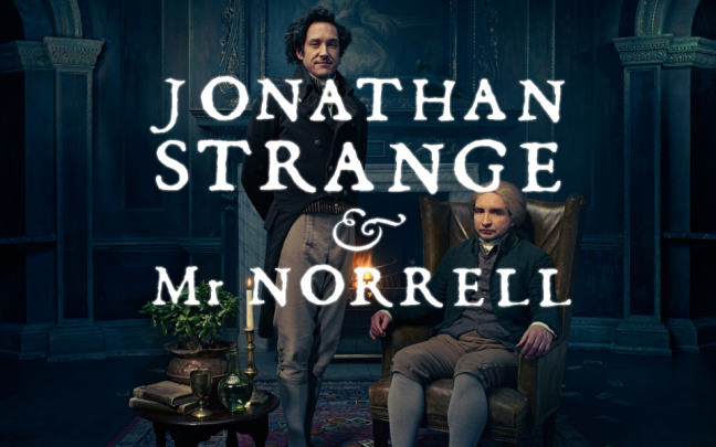 Jonathan Strange tv series