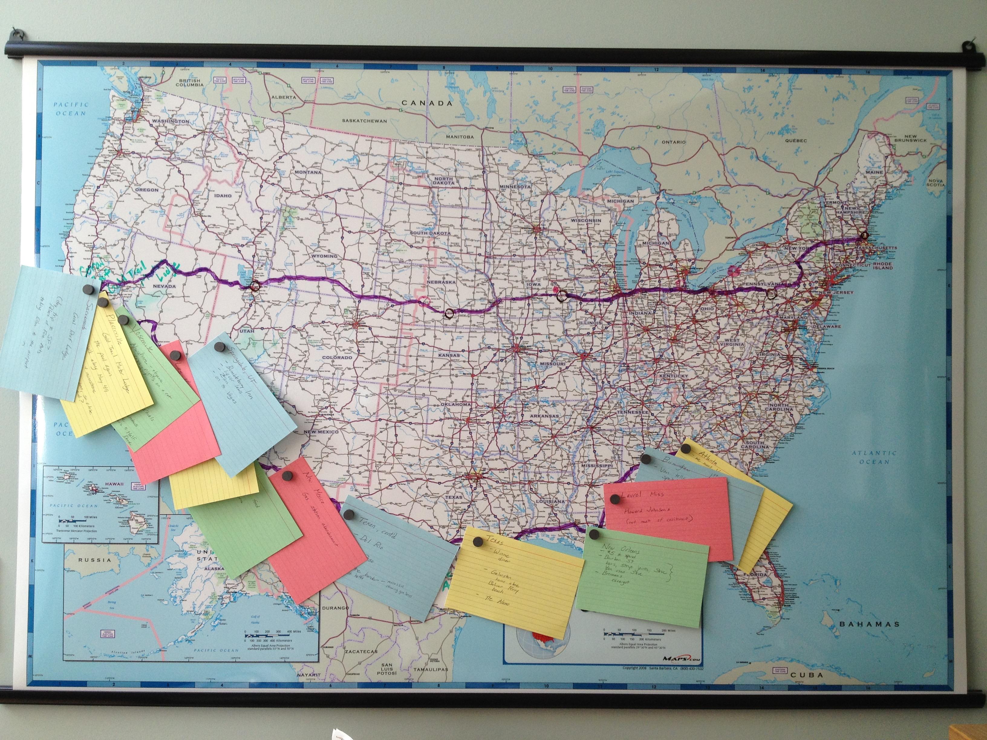 memoir-map