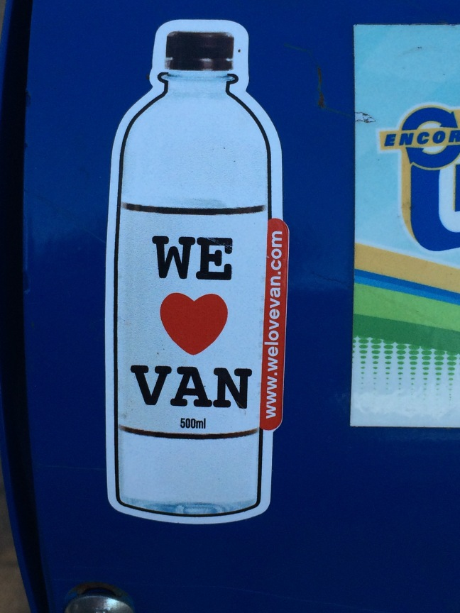 We heart Van