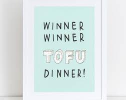 tofu-dinner