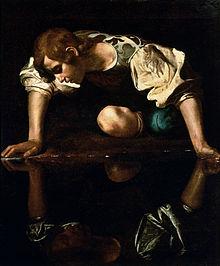 220px-narcissus-caravaggio_1594-96_edited
