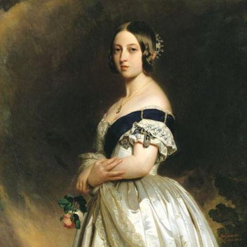 1842 portrait Franz Xaver Winterhalter