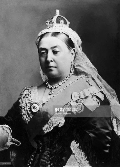 The Queen 1887
