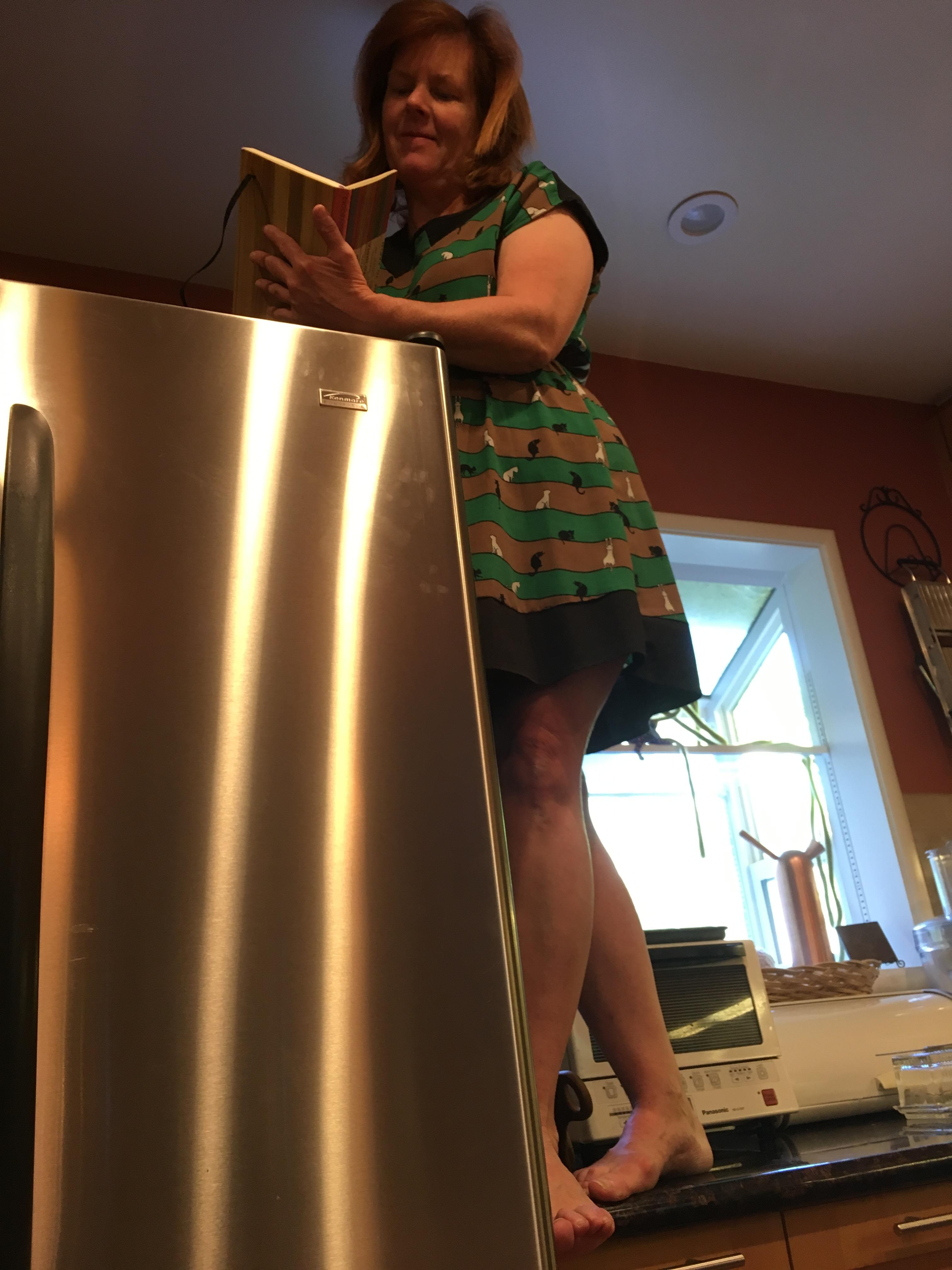 fridge writing 7