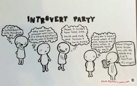 introvert party 3