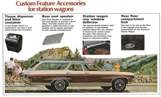 chvrolet impala wagon