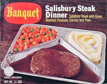 Banquet-Salisbury-Steak-Dinner