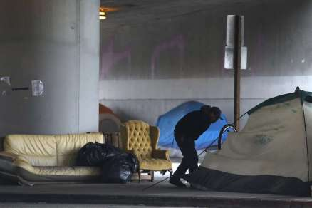Oakland homeless 3