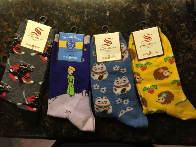 sock pop assortment