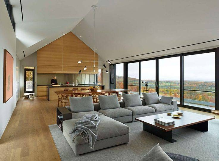 Amazing Open Plan Kitchen Living Room