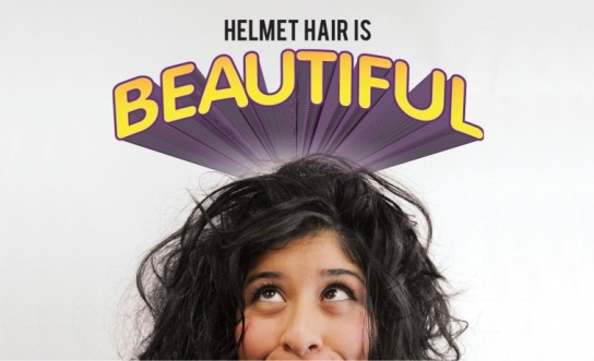 helmet hair 2