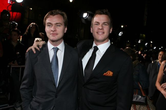 Christpher and Jonathan Nolan