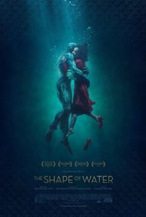 shape of water film