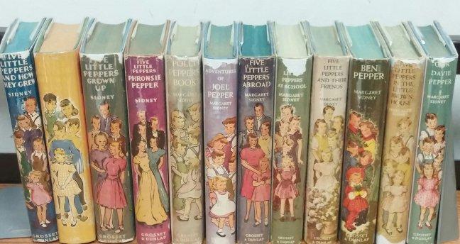 all 12 books