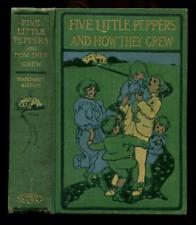 Five Little Peppers book cover