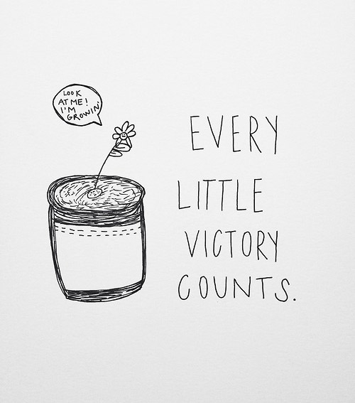 Small Victories