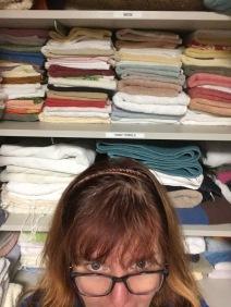 laundry folded