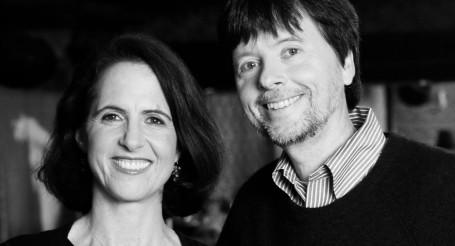 Ken Burns and Lynn Novick